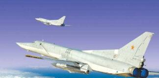Bombardieri strategici russi nel Mediterraneo