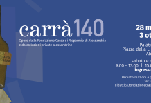 Opere inedite di Carlo Carrà in mostra ad Alessandria