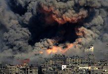 Crimini di guerra in Palestina