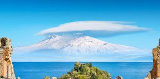 Etna il vulcano