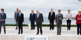 Cina contro il G7