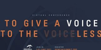 Ginevra Summit 2021
