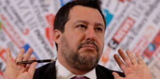 Salvini sul ddl Zan