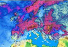 Meteo Europeo e Italia