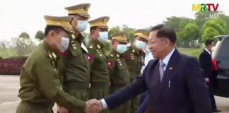 Russia e Myanmar pronti a rafforzare i legami