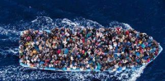 Naufragio al largo di Lampedusa