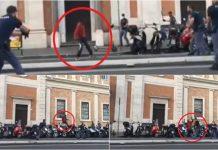 Paura a Roma