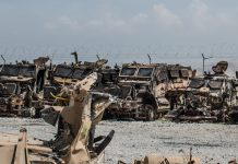 Presenza statunitense in Siria illegale