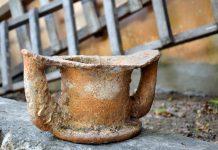 Reperti archeologici detenuti illegalmente
