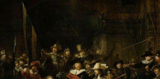 """Rembrandt """"Ronda di notte"""""""
