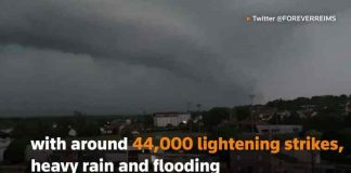Tempesta di fulmine