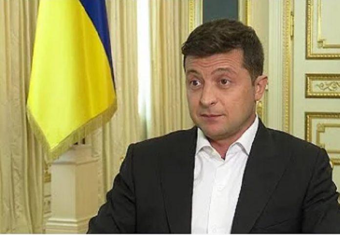 Presidente ucraino