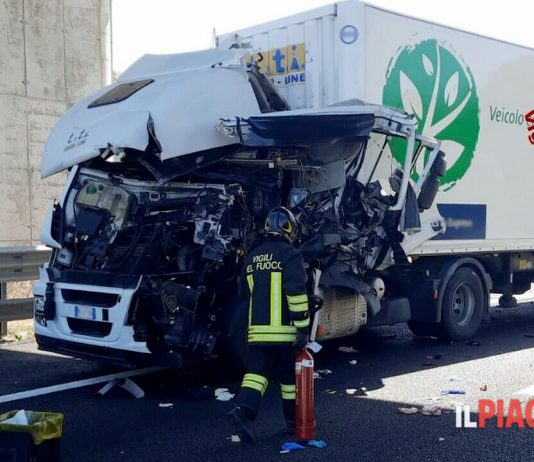 Nuovo incidente sulla A1