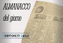 Almanacco Del 17 Giugno 2021