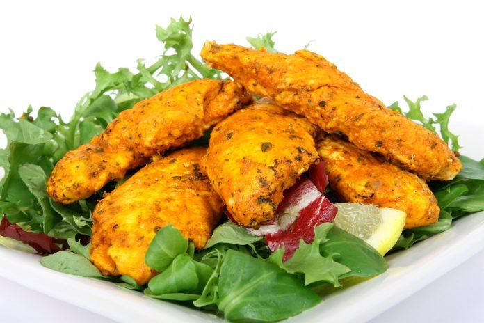 sovracosce di pollo, carote e curry