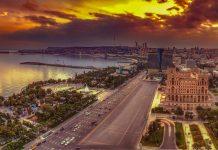 Città di Baku Azerbaigian
