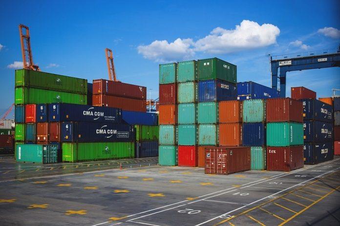 Container bloccati a Yantian