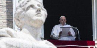 La preghiera del Papa