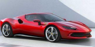 Nuova Ferrari 296 GTB