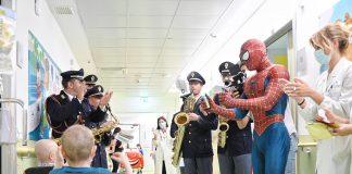 Musica e supereroi