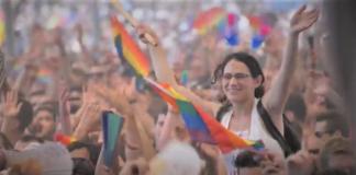 gay pride in israele