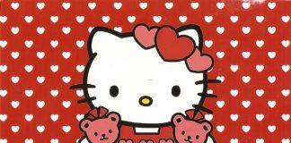 Collezione Hello Kitty x Team Usa