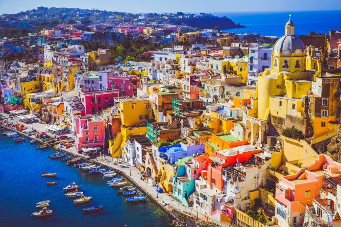 colorare l'architettura