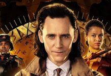 murale della serie Loki
