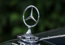 Mercedes Classe S test Alce