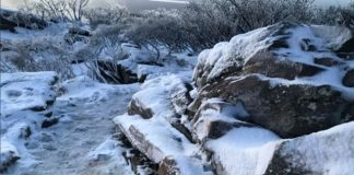 Ondata di gelo in Australia
