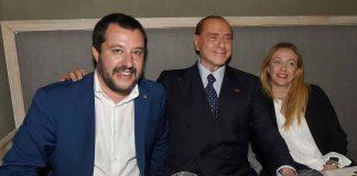 Accordo Berlusconi-Salvini