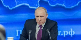 Putin contro l'Occidente
