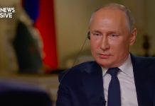 Putin nbc