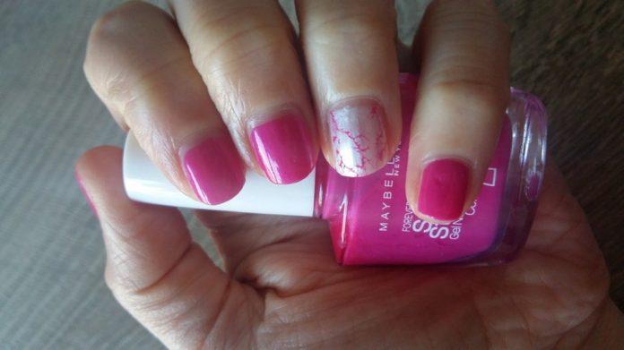 Smalto rosa bubblegum