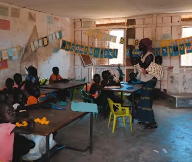 Uganda diritto all'istruzione