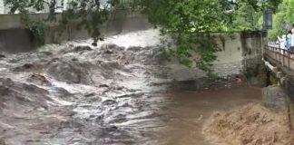 Alluvione sul Lago di Como