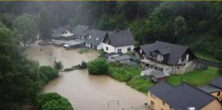 Alluvioni nell'Europa centrale