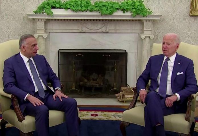 Biden annuncia accordo con premier iracheno
