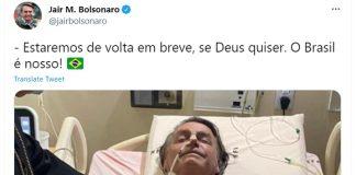 Brasile: Bolsonaro ricoverato a San Paolo