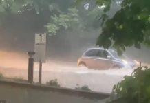 Piogge alluvionali