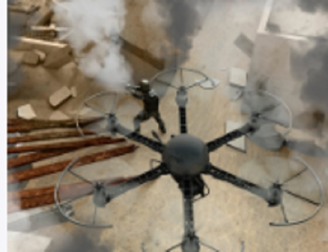 Iraq: abbattuto drone-bomba