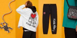 H&M e Keith Haring