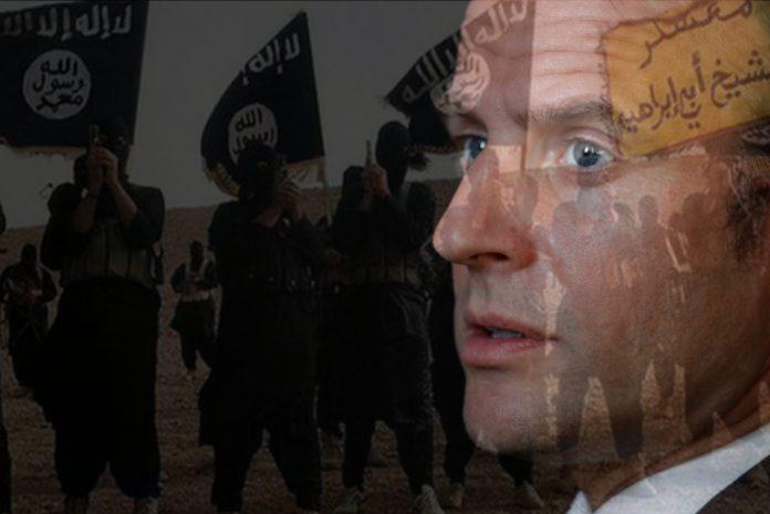Macron il terrorista