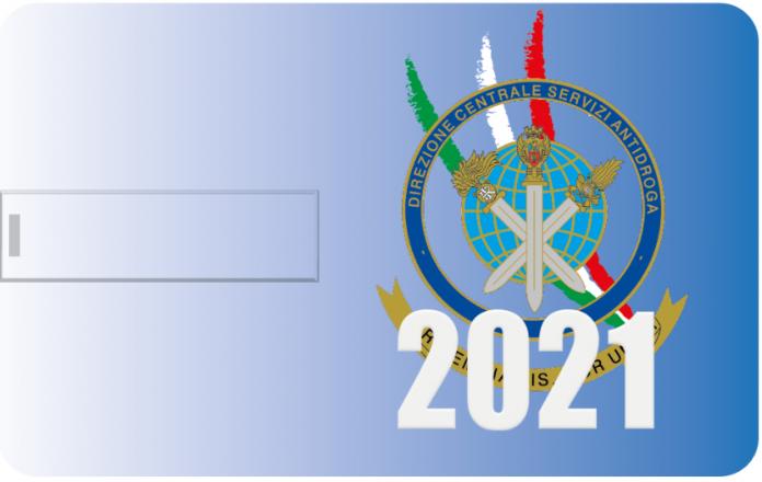 """Rapporto """"ANNUALE DCSA 2021"""""""
