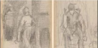 Segnalibro di Van Gogh