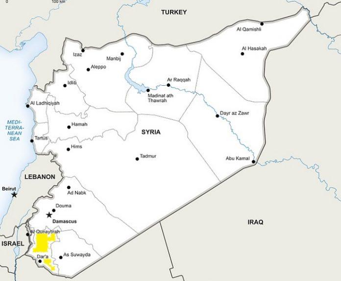 Siria: bombardamenti a Daraa