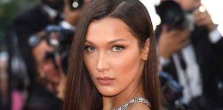 Bella Hadid top model