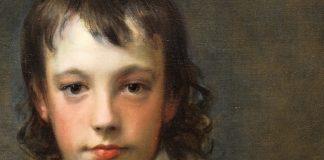 "Gainsborough ""The blue boy"""