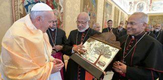 Il Papa ai siro-malabaresi
