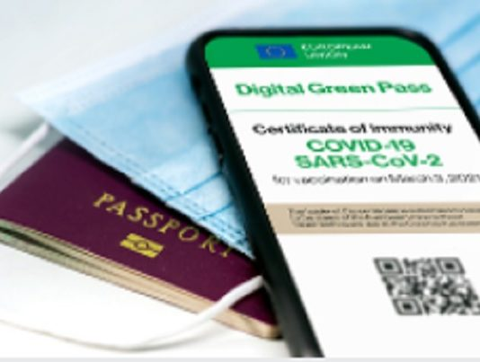 Green pass Italia